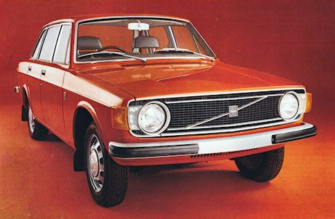 1973 Volvo, Import car prices