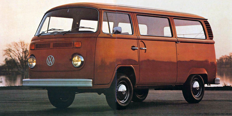 1973 Volkswagen Bus, Slowest Cars of 1973