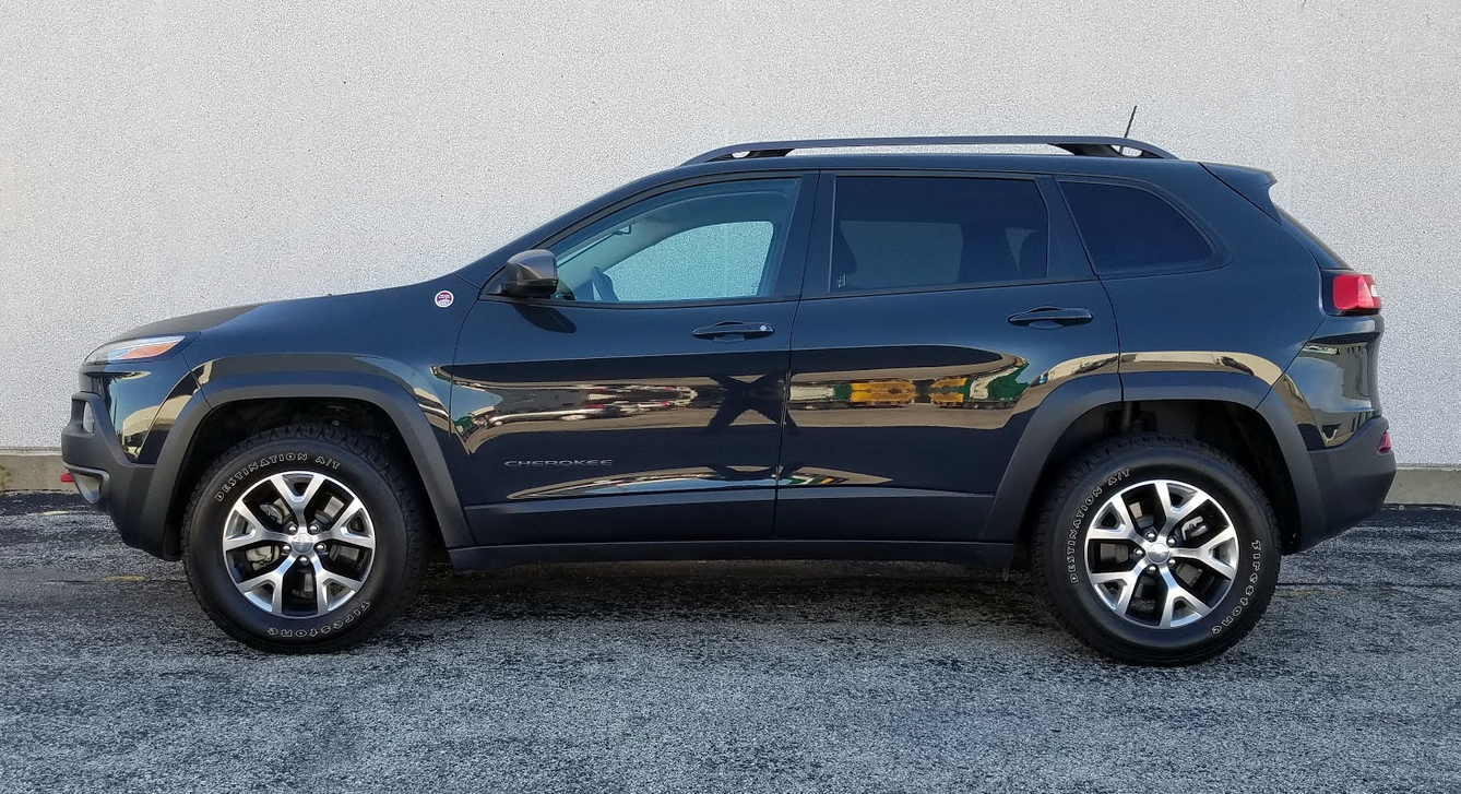 Jeep Cherokee profile