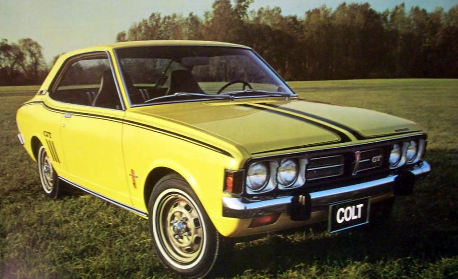 1973 Dodge Colt