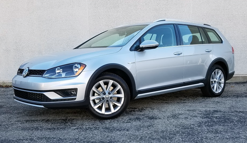 Test Drive: 2017 Volkswagen Golf Alltrack | The Daily Drive | Consumer Guide® The Daily Drive ...