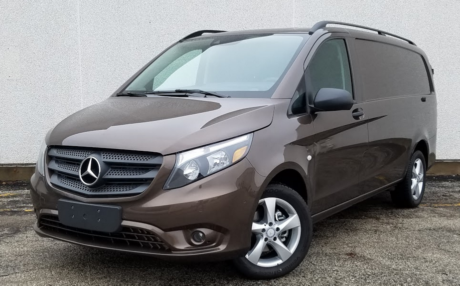 2017 mercedes benz metris cargo the daily drive consumer guide. Black Bedroom Furniture Sets. Home Design Ideas