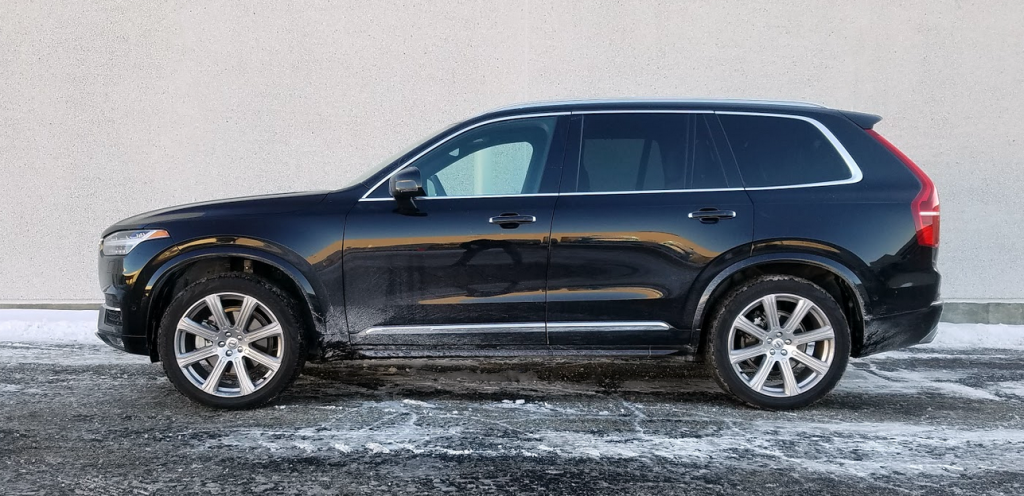 Test Drive: 2017 Volvo XC90 Inscription