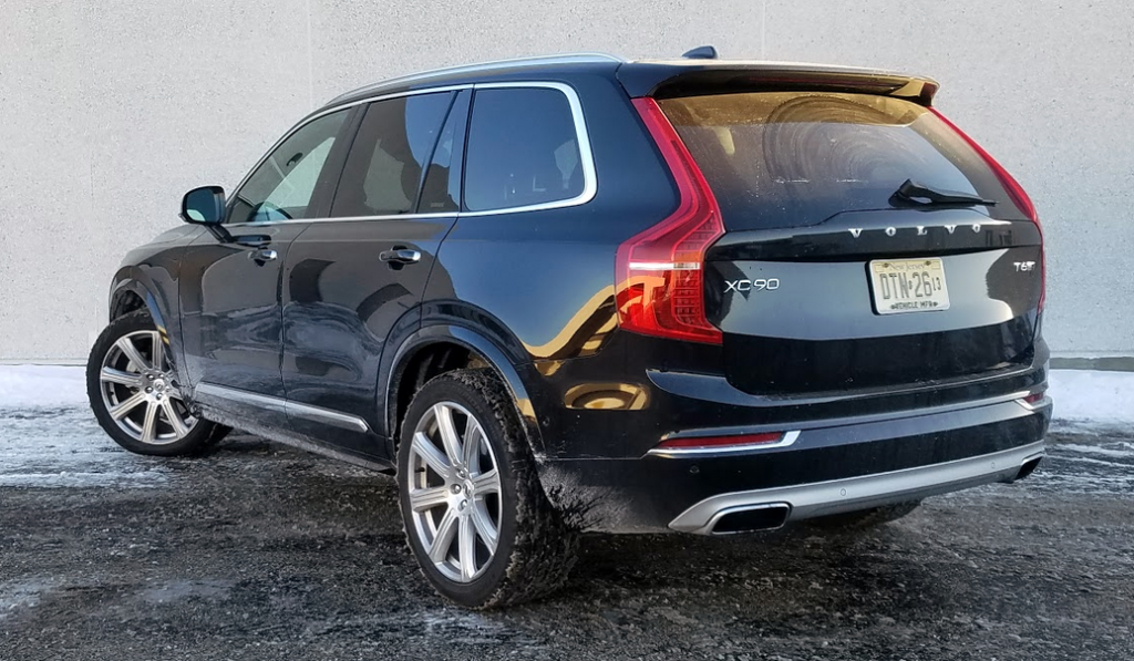 Test Drive 2017 Volvo Xc90 Inscription The Daily Drive