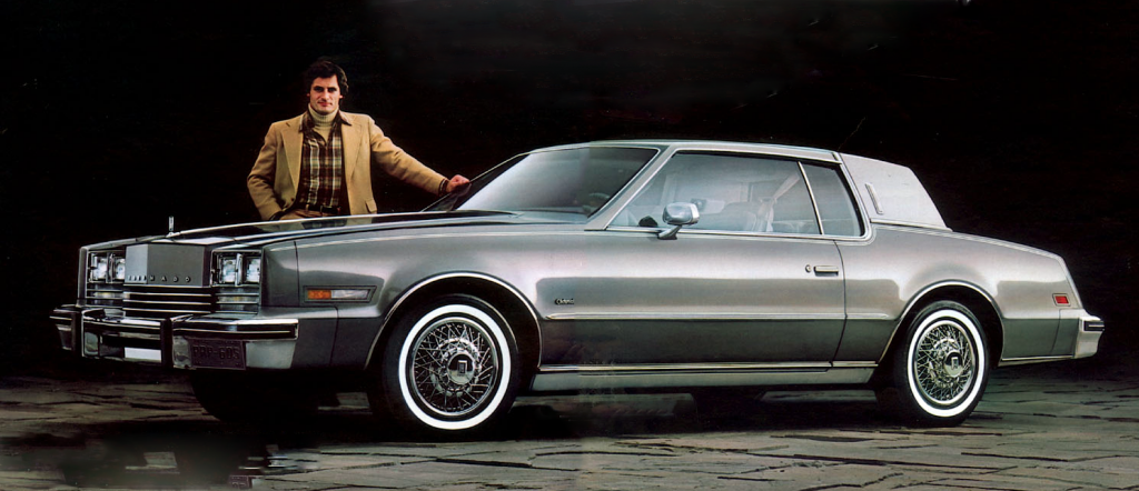 1981 Oldsmobile Toronado, Gas Guzzlers of 1981