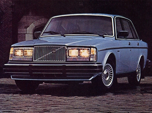 1981 Volvo 240 GLE, Forgotten Vehicles of 1981