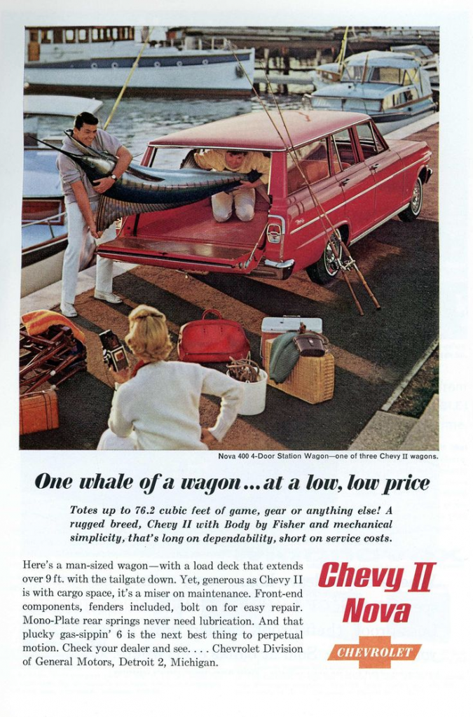 Model-Year Madness! 10 Classic Ads From 1964 | The Daily ...