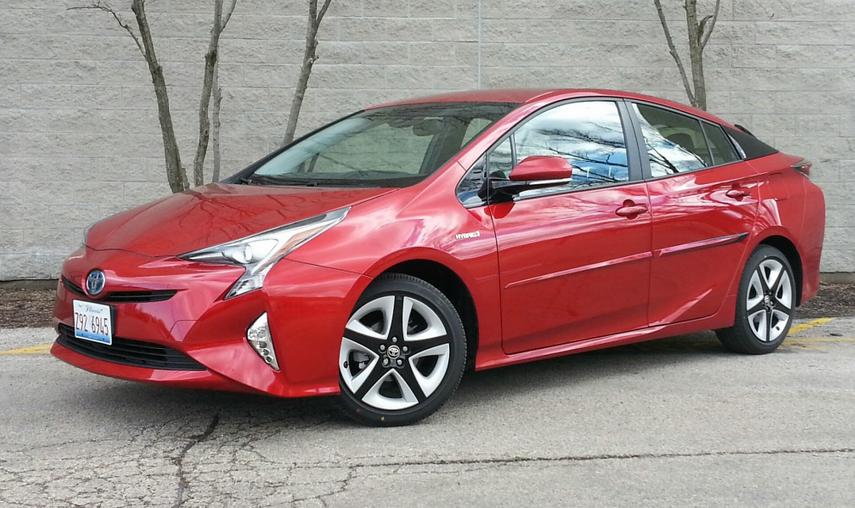 2016 Toyota Prius Touring