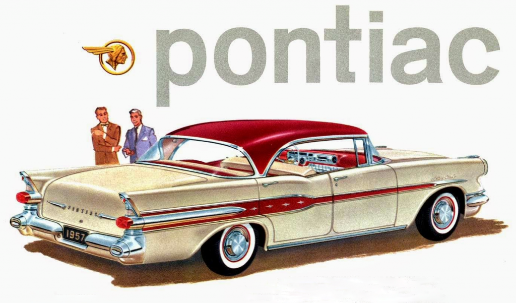 1957 Pontiac Star Chief Catalina