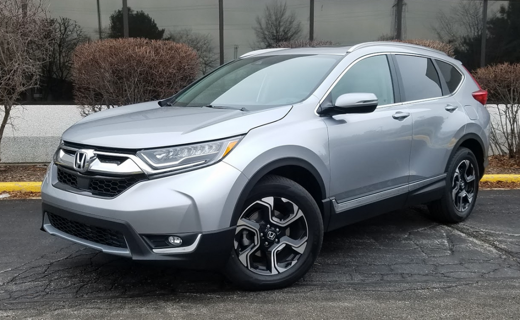2017 Honda Accord CR-V