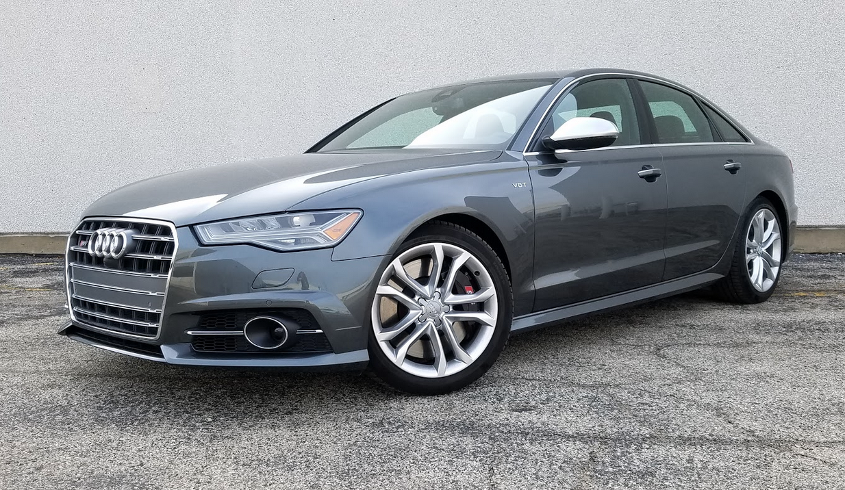 Test Drive 2017 Audi S6 The Daily Drive Consumer
