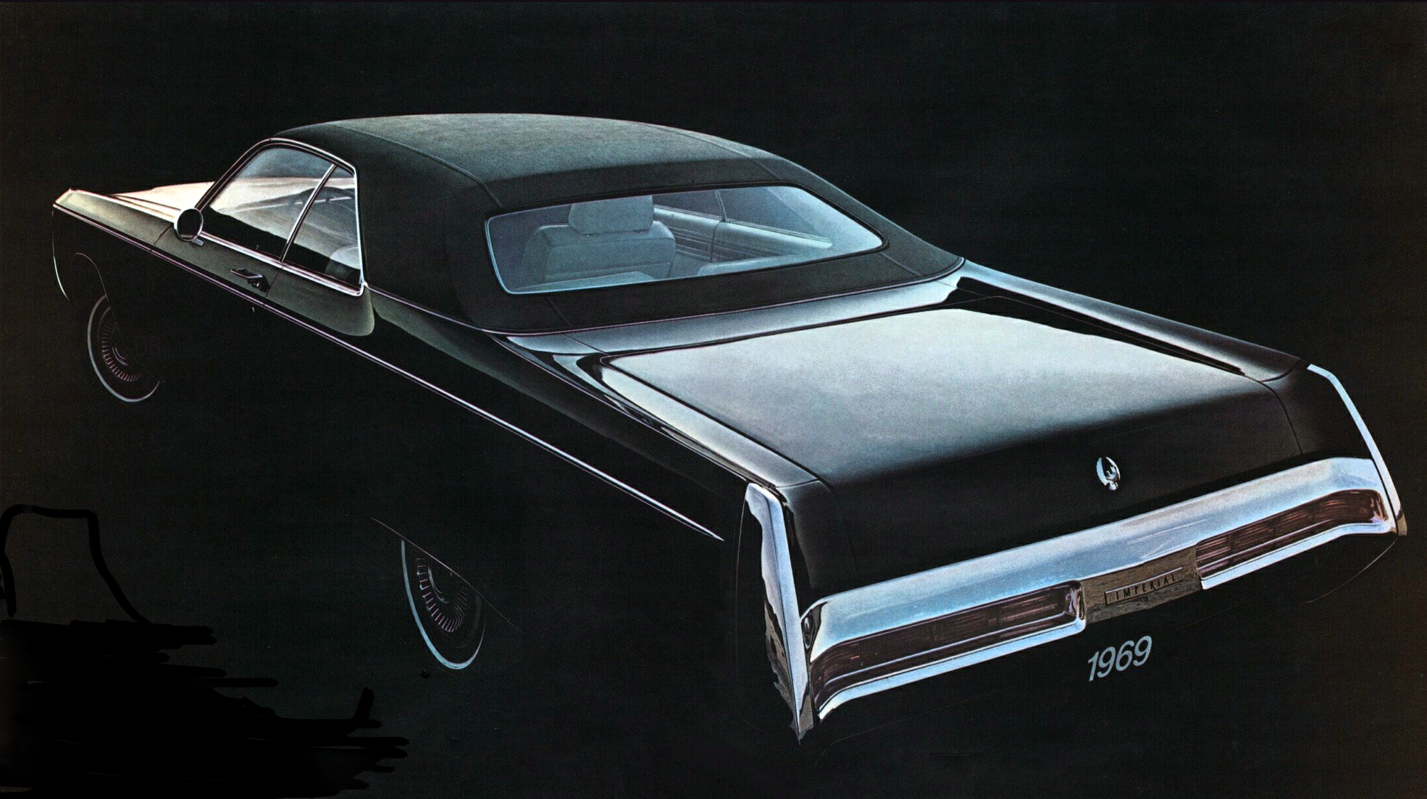 1969 Chrysler Imperial LeBaron