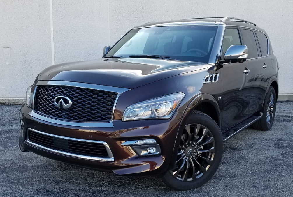 6 Passenger Vehicles >> 2017 Infiniti QX80 AWD Limited The Daily Drive | Consumer Guide®