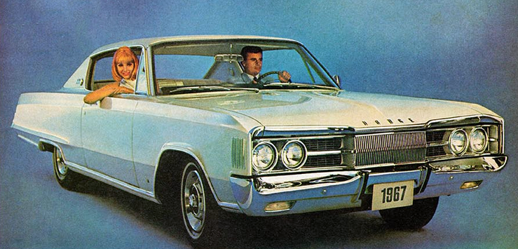 1967 Dodge Polara, Classic Ads From 1967