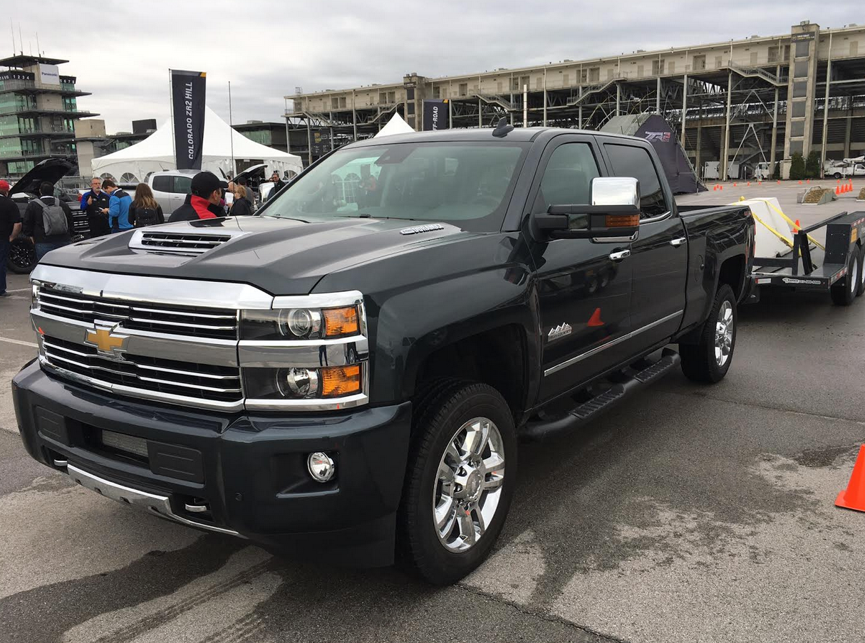 2017 Chevolet Silverado 2500 HD