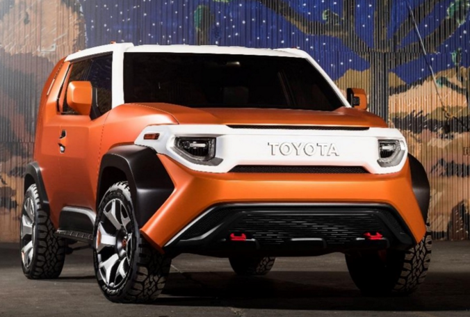 Toyota FT-4X Concept The Daily Drive | Consumer Guide®
