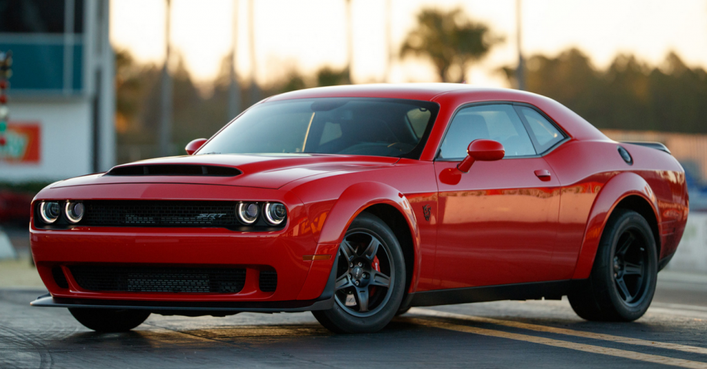 Dodge Demon