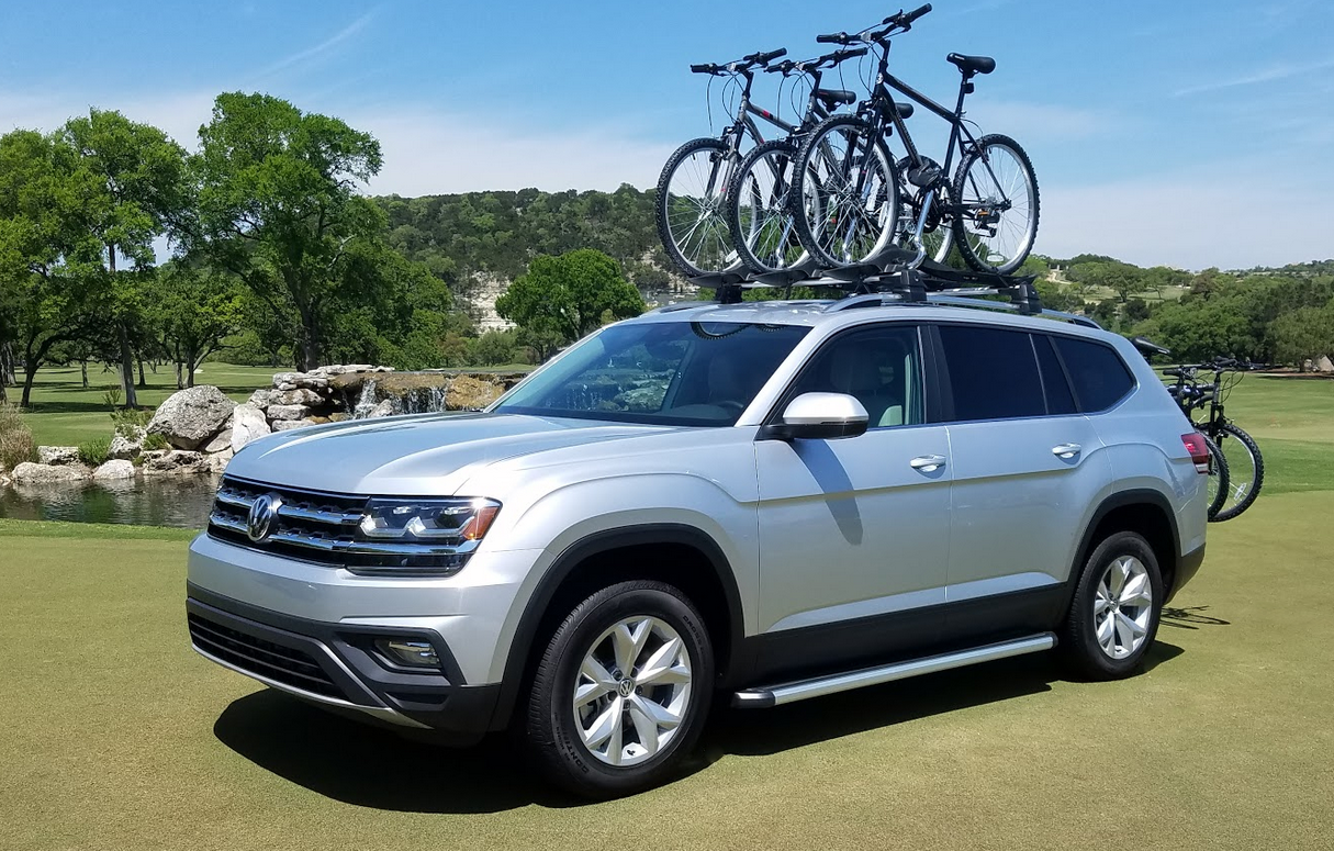 First Spin 2018 Volkswagen Atlas The Daily Drive