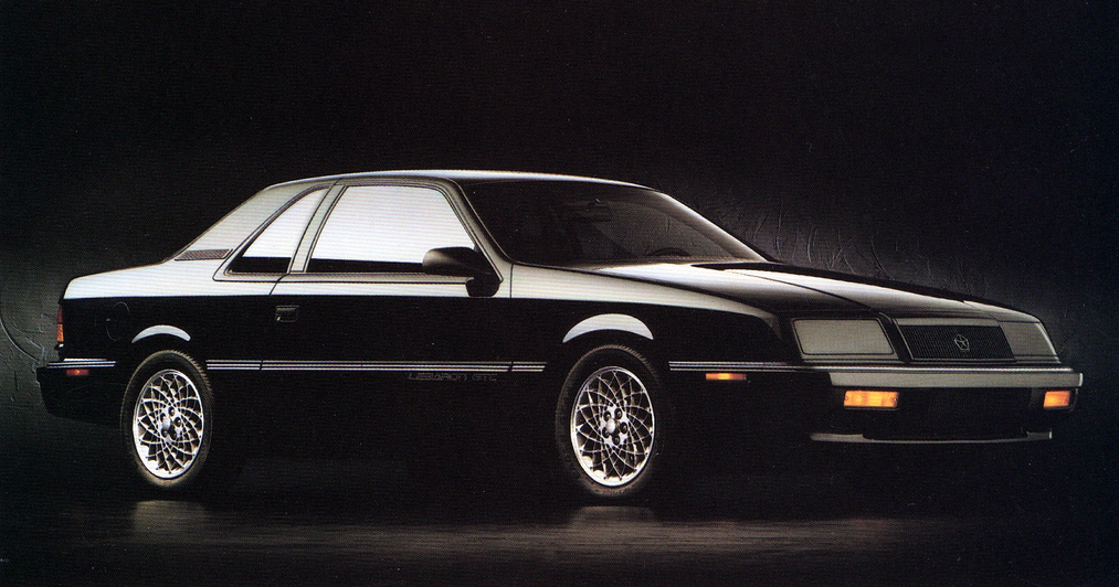 1992 Chrysler LeBaron Coupe, American Compacts of 1992