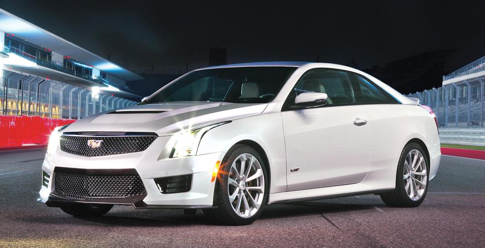 2016 Cadillac ATS-V Coupe, Future Collectibles: 2016-17 Cadillac ATS-V