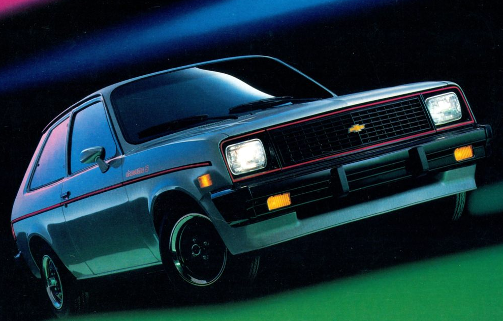 1986 Chevette, Cheapest American Cars