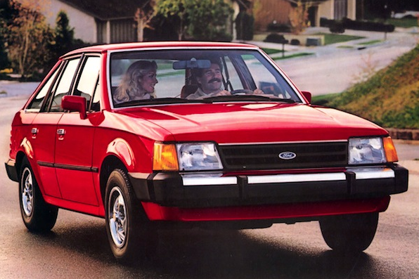 5 Cheapest American Cars Of 1986 With Air Fm And