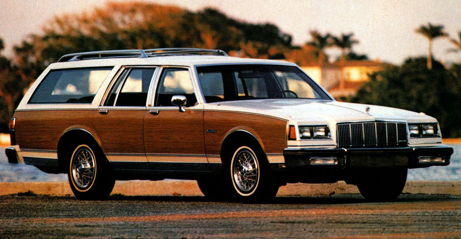 1986 Buick Electra Estate