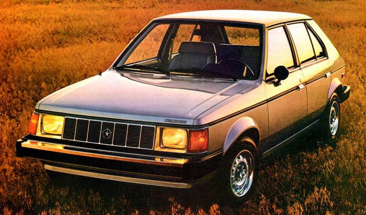 1984 Plymouth Horizon