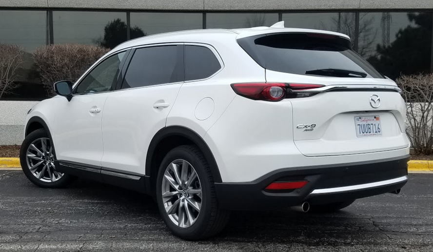 2017 Mazda Cx 9 Grand Touring Awd