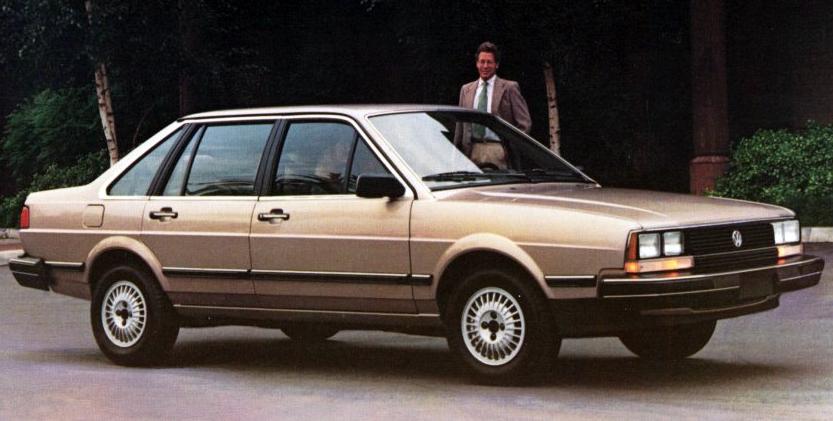 1986 Volkswagen Quantum