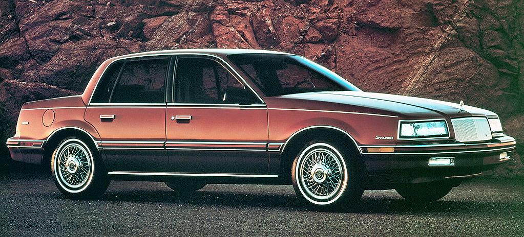 1986 Buick Skylark