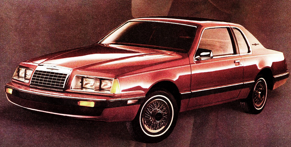 1984 Ford Thunderbird
