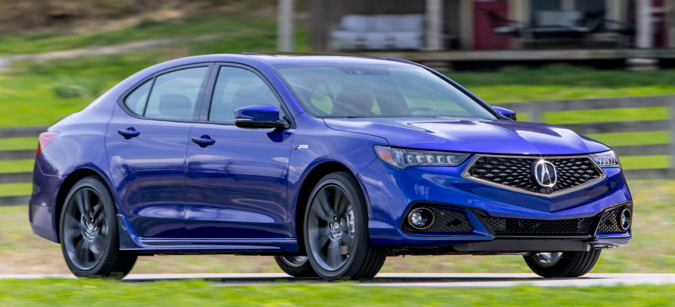 2018 Acura TLX The Daily Drive | Consumer Guide®