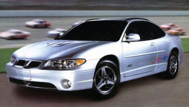 1998 pontiac grand prix gtp supercharged specs