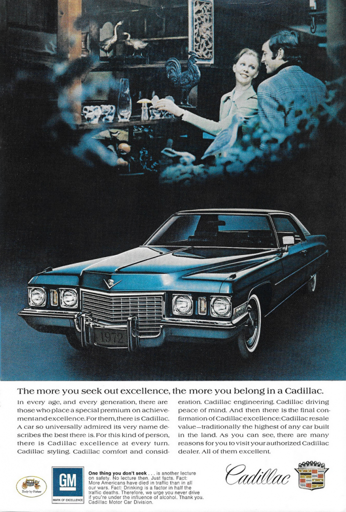 Model-Year Madness! 10 Classic Ads From 1972 | The Daily Drive | Consumer Guide® The Daily Drive ...
