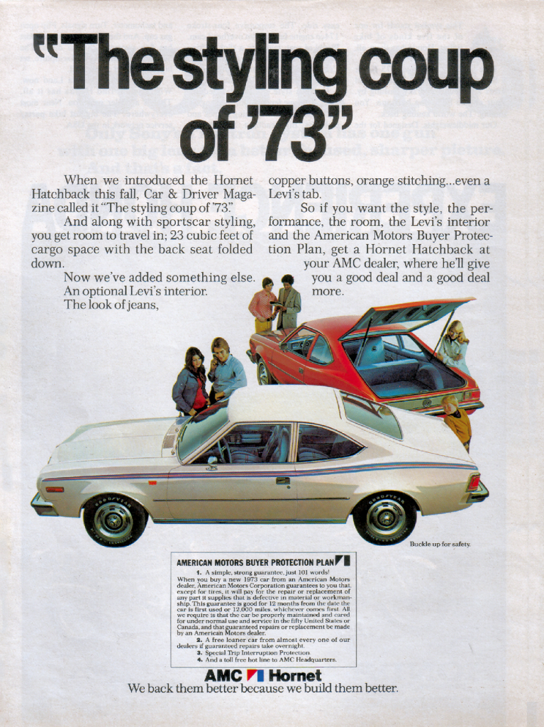 Model-Year Madness! 10 Classic Coupe Ads From 1973 | The ...