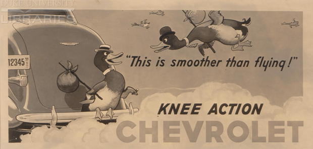 Knee-Action Chevrolet