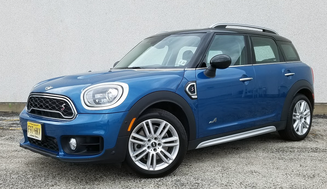 Test Drive 2017 Mini Cooper S Countryman The Daily Drive