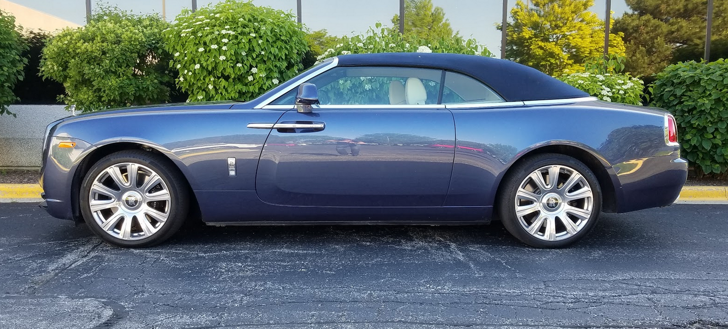Rolls-Royce Dawn, Top Up