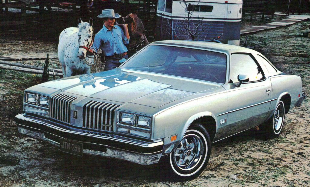 olds 260 v8 performance
