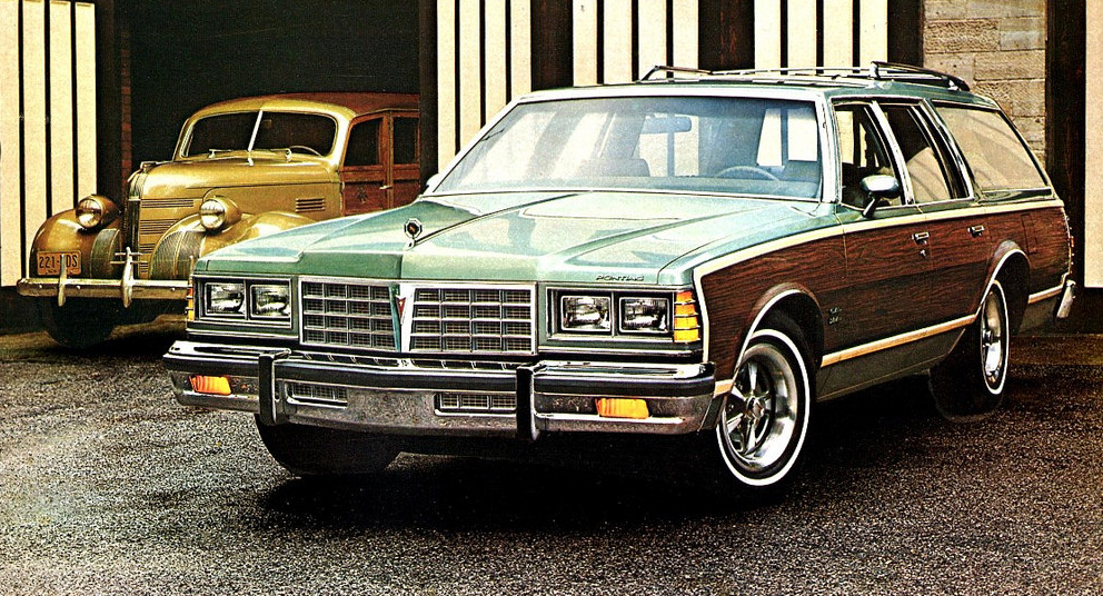 1977 Pontiac Grand Safari