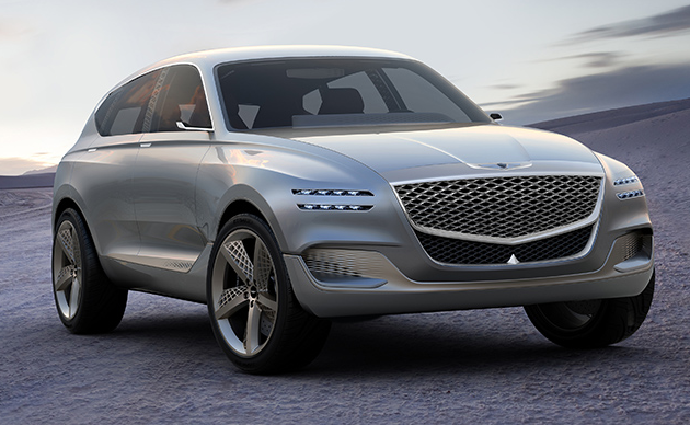 Genesis GV80 Concept, North American Concept Vehicle of the Year