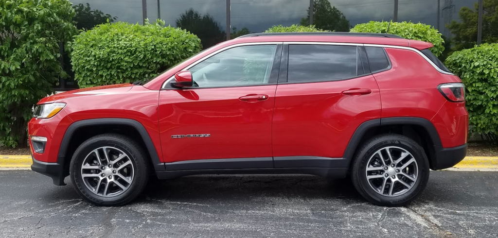 Test Drive 2017 Jeep Compass Latitude The Daily Drive