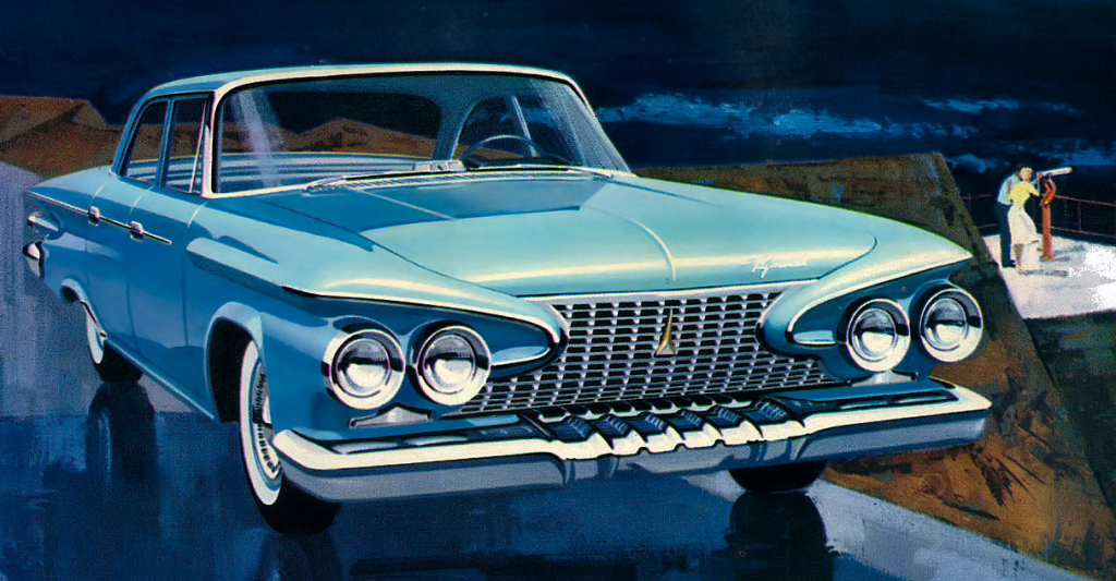 1961 Plymouth