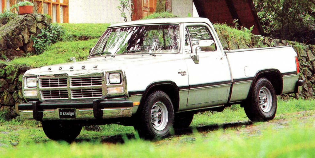 1991 Dodge Ram Adventurer