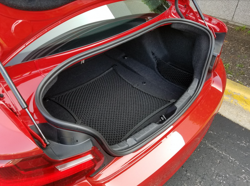 BMW 2-Series Trunk