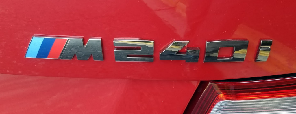 BMW M Performance Badge