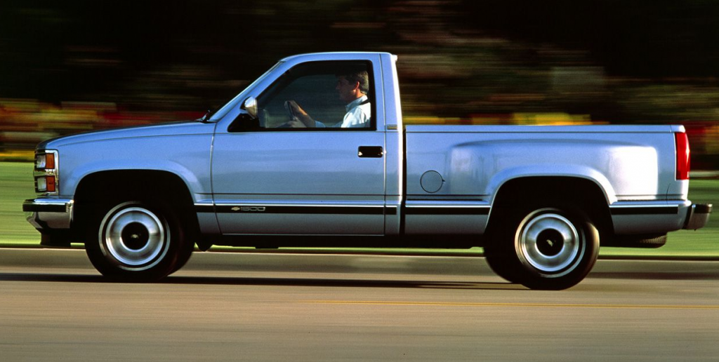 The Half-Ton Pickups of 1991 | The Daily Drive | Consumer ...