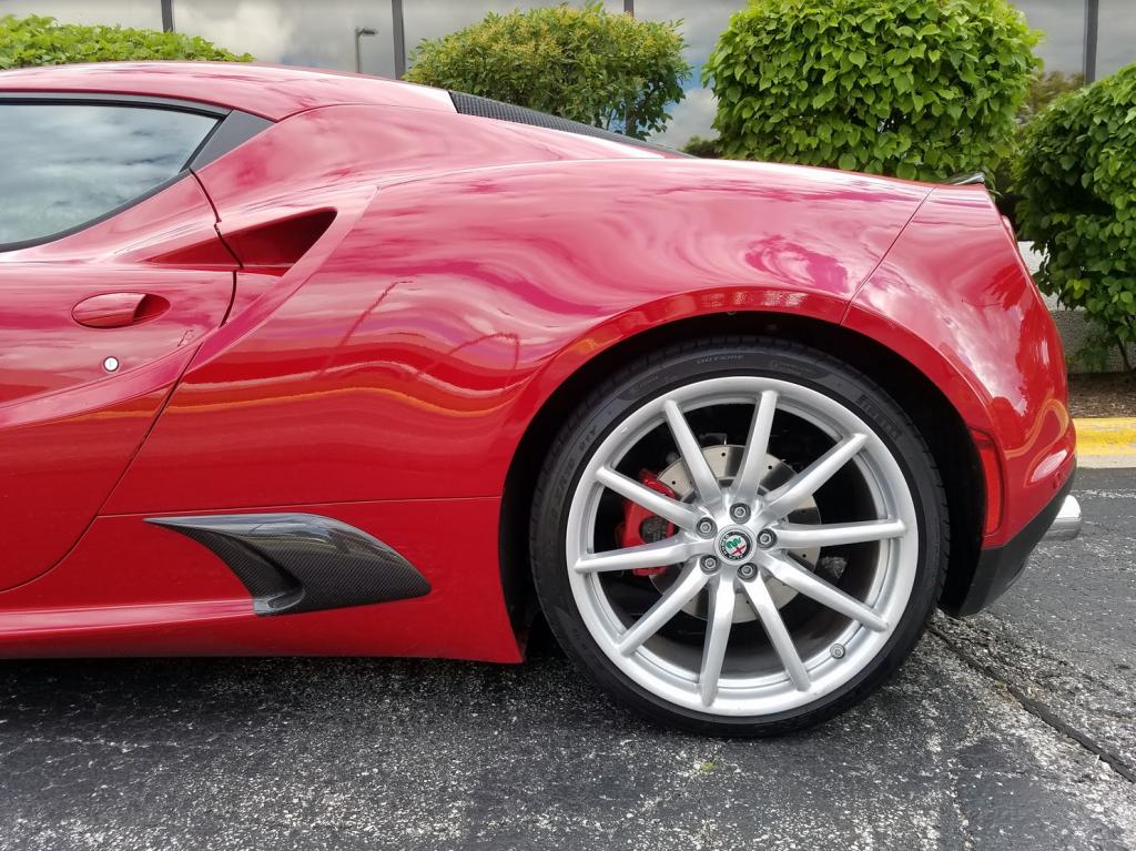 Alfa 4C Wheels