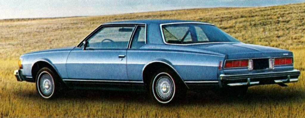 1978 Caprice Classic Coupe